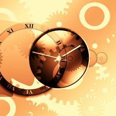 Zeit ist nur eine Illusion!