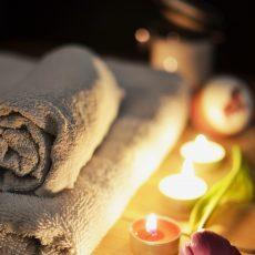 Shiatsu-Massagewochen inkl.ein Glas Prosecco im Kerzenschein