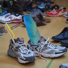 Schuheinlagen- Spreizfuß, Plattfuß und Co