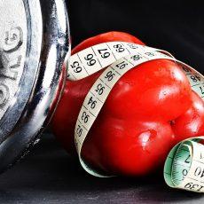 Mit Strategie und Disziplin- zu weniger Fett und mehr Muskeln