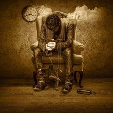 Zeit gibt es nicht- sie existiert nur im Verstand
