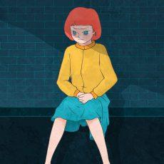 Menstruation- Auflösung des Egos